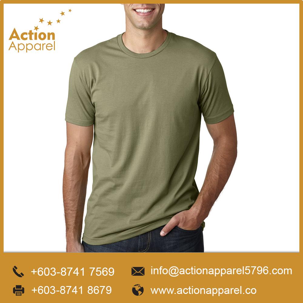 High Quality Custom Oem Unisex Round Neck Short Sleeve T Shirts