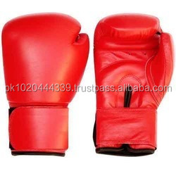 Professional Custom Cowhide Leather Winning Boxing Gloves 16oz