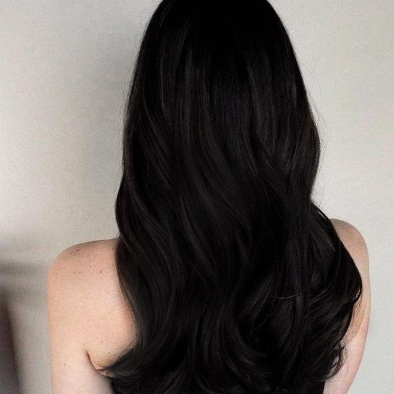 Teinture Au Henn 195 169 Sur Cheveux Noirs
