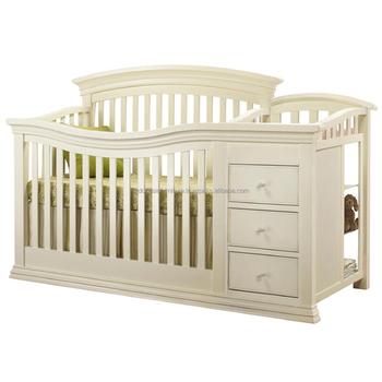 Crib Changer In French White Drawers Changing Table Se View Baby Cribs Bangun Joyo Furniture Product Details From Cv Bangunjoyo