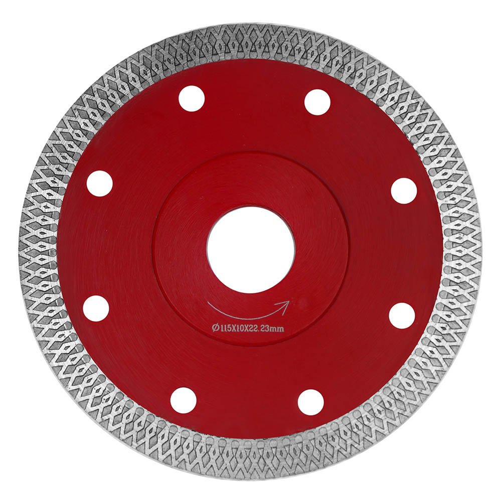 "GoYonder 4.5"" Super Thin Diamond Ceramic Saw Blade Porcelain Cutting Blade for Cutting Ceramic Or Porcelain Tile"