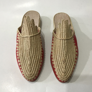 9320f324b279a Raffia Slippers, Raffia Slippers Suppliers and Manufacturers at Alibaba.com