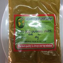 how to make calamansi powder