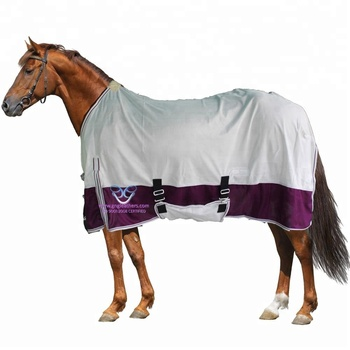 Horse Fly Rug in Polyester mesh