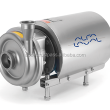 Low Energy Consumption and Wear-Resisting LKH Sanitary Centrifugal Pump