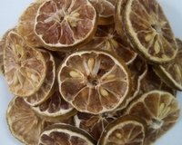 Whole dried lemon/Dried citrus peel/Sliced lime for sale