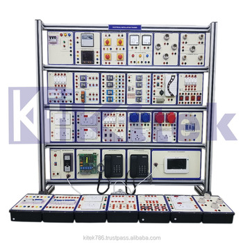 Electrical Home Installation Trainer / Electrical Machine Trainer / Electrical Machine Lab