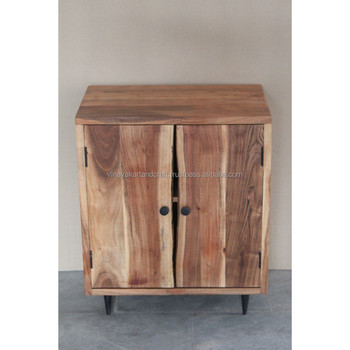 Modern Living Room Wooden Cabinet Living Room Furniture Antique Live Edge  Acacia Wood Cabinet Vintage Solid Wood Cabinet - Buy Wooden Cabinet,Vitrine  ...