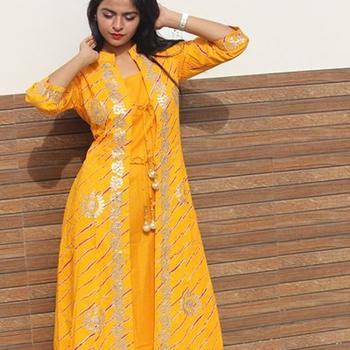 aa1fe250e6d designer jacket kurti with cotton inner indian women kurtis for women in  india wholesaler