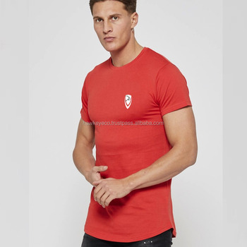 Plain red T Shirt Men 100% Cotton Best Quality Manufacture by Hawk Eye Co. ( PayPal Verified )