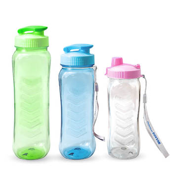 BPA FREE# HIGH QUALITY #Water bottle in freezer # 350 - 500 - 700 - 1000ml