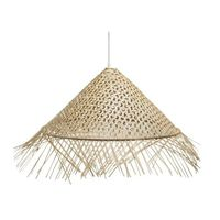 Cheap wholesale bamboo lamp shade handmade for home decor