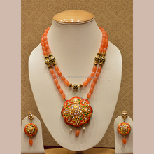 Indian traditional necklace set for women