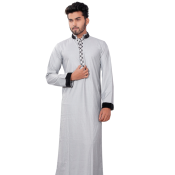 New Fashion Muslim Dress Men Islamic Clothing