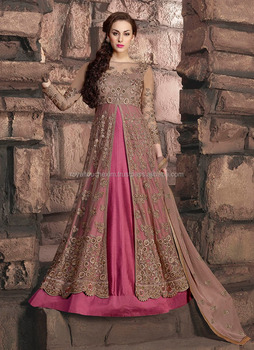 Heavy Designer Wedding Wear Salwar Suits Manish Malhotra Stani Bridal Kameez