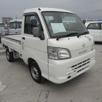Small Cargo Used Van Truck With 660CC