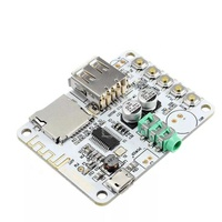 Taidacent bluetooth Audio Receiver Digital Amplifier Board With USB Port TF Card Slot Decoding Play