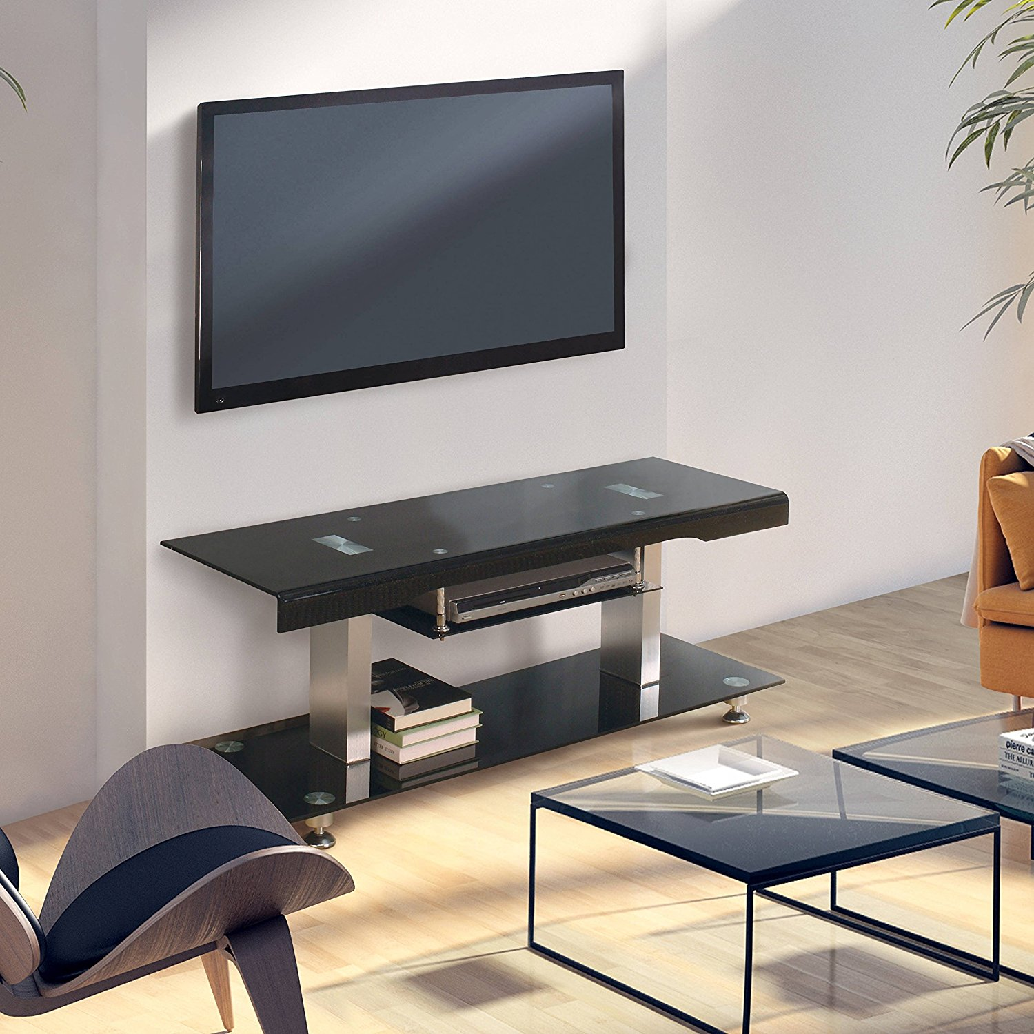 Cheap 60 Inch Glass Tv Stand Find 60 Inch Glass Tv Stand Deals On