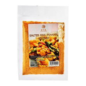 Singapore Supplier 30g Premium Salted Egg Powder