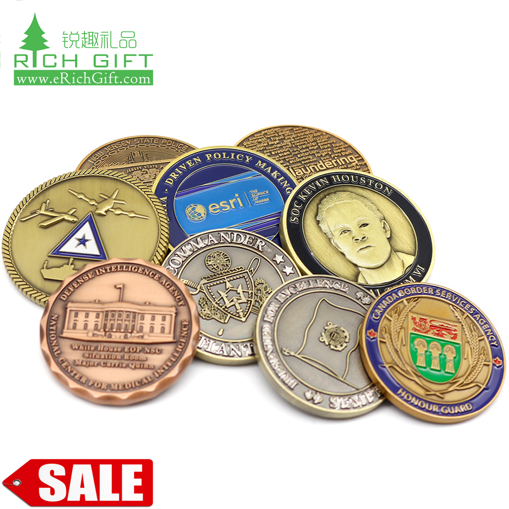 Bulk 싼 price brass coins custom logo sports 해 적 도전 coins 3d 기념 칩 coin 무 minimum 은 대 한 \ % sale