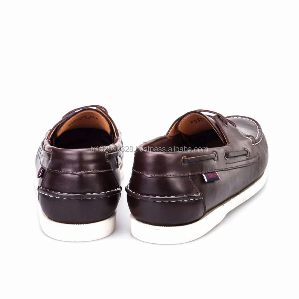 Leather Leather Men Shoes Shoes 0520102 0520102 Boat Leather Men Boat qpwrgnxq