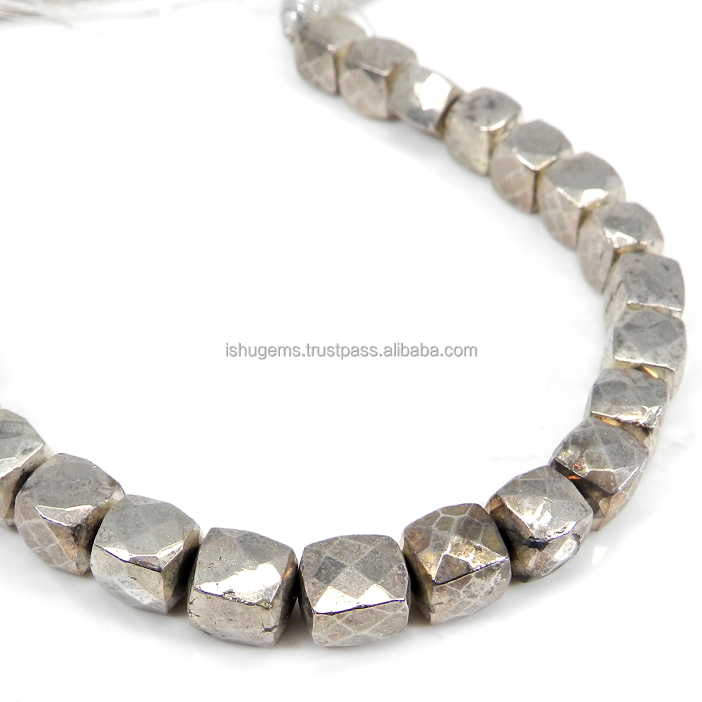 Reasonable Wholesale Genuine Raw Pyrite Nuggets Bead Freeform Iron Gold Box Square Cube Loose Beads 8-20mm Full Strand Beads & Jewelry Making
