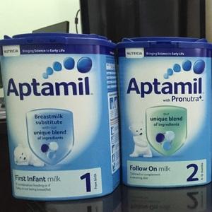 Aptamil Gold 1,2,3,4,5, 1+ & 2+ Baby Milk Powder For Sale