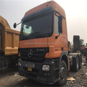 Mercedes Benz Truck 6x4 3340 2640 Used Tractor Head Truck Germany Actros