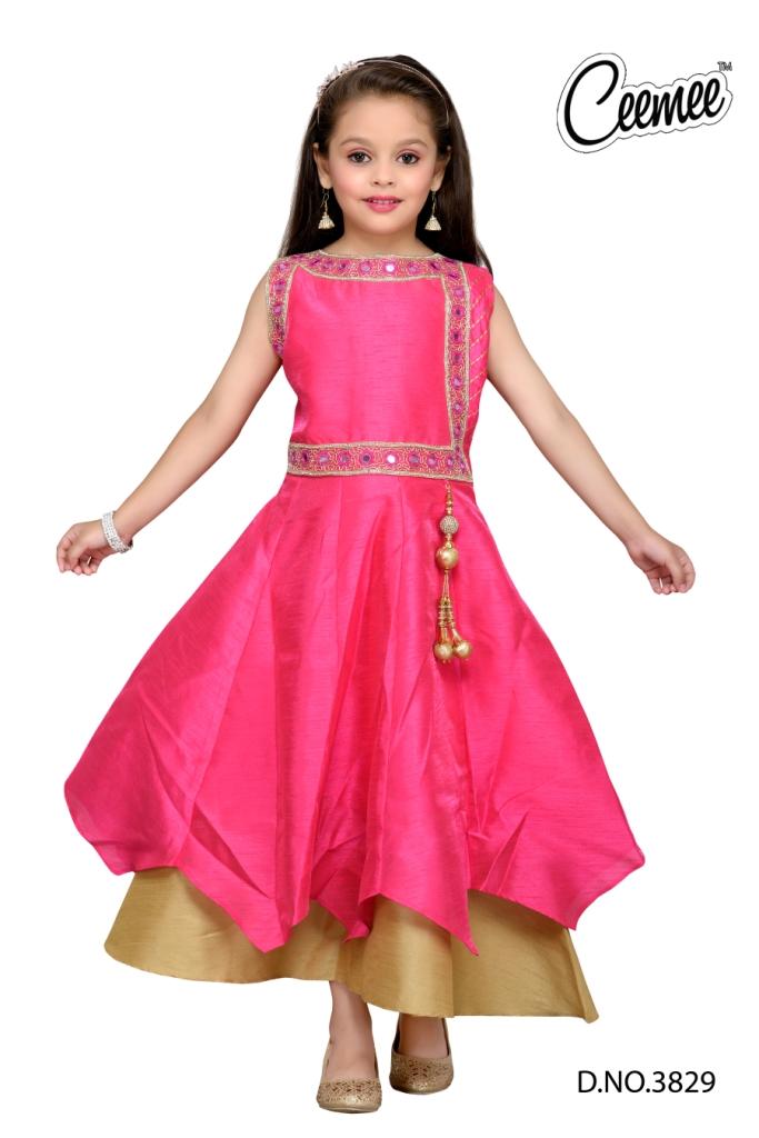 Different Designed Girls Function Wear Designer Dress - Buy Latest ...