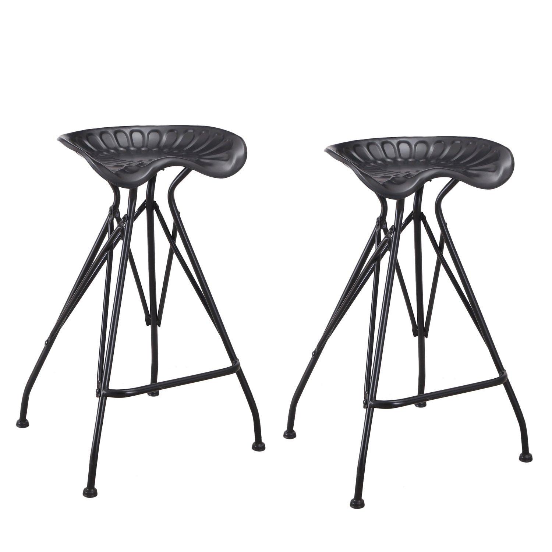 Amazing Buy Charlie Industrial Metal Design Tractor Seat Bar Stool Creativecarmelina Interior Chair Design Creativecarmelinacom