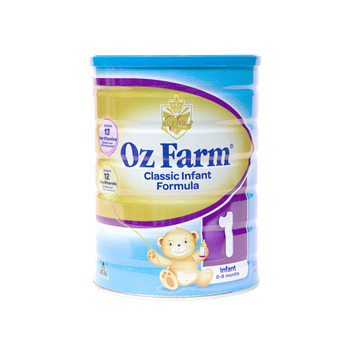 Wholesale High Quality Oz Farm Infant Baby Formula Buy