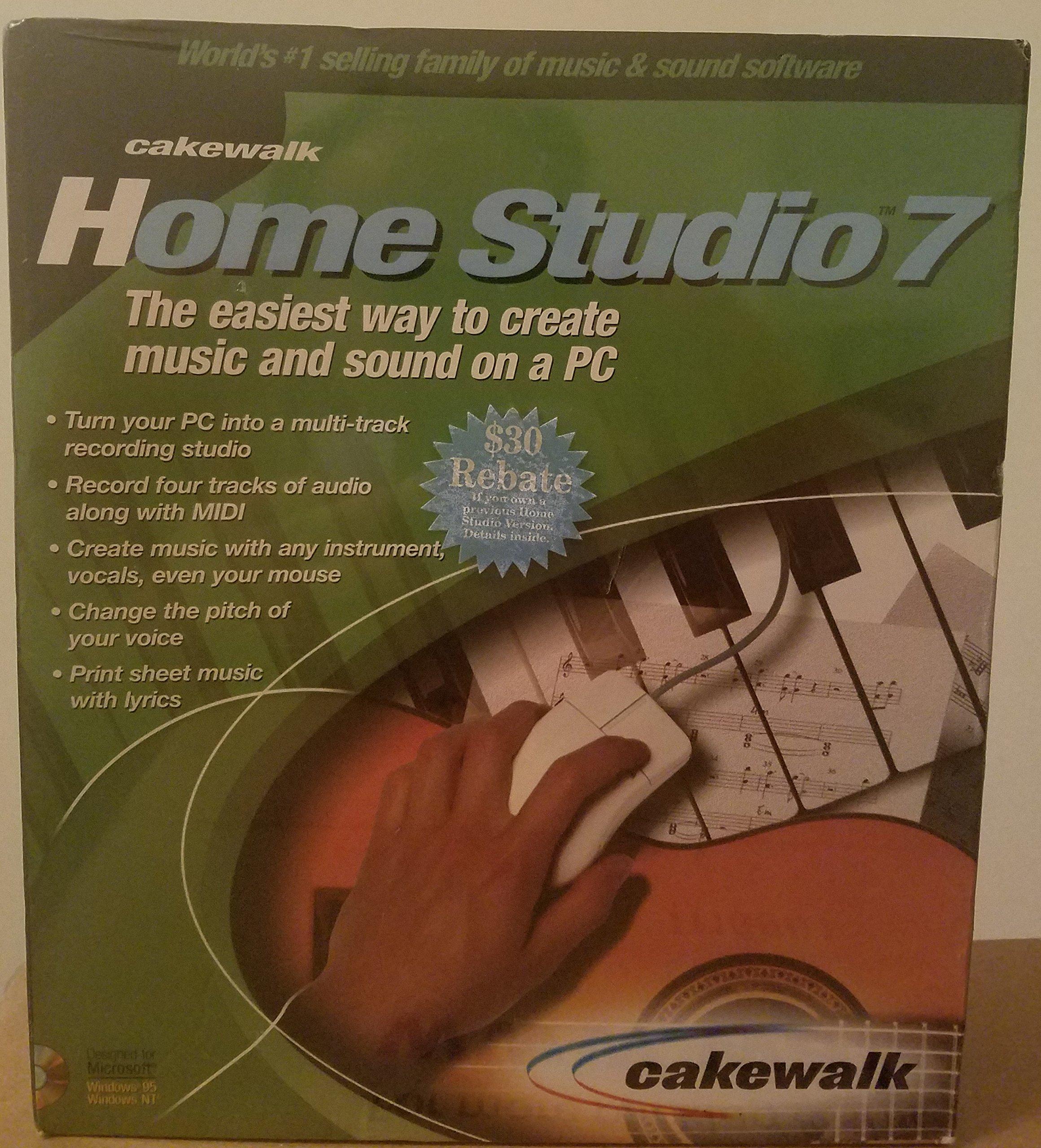 Buy Cakewalk Home Studio 2002 in Cheap Price on Alibaba com