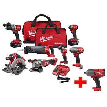 ORIGINAL NEW|**Milwaukees power tools 15 M18 18-Volt Cordless Power Lithium-Ion 15-Tool Combo Kits