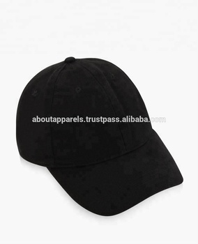 factory blank sports hat plain two tone sandwich brushed cotton custom 6 panel baseball hat