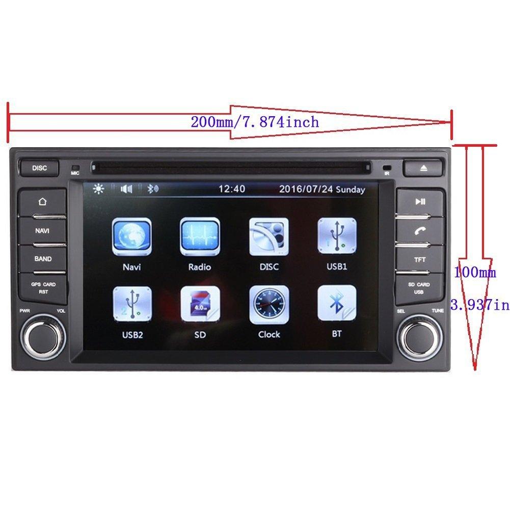 6 2 Car Gps Navigation System For Nissan Pathfinder Frontier Versa Murano 350z Sentra Nv200 Stereo Dvd