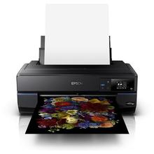 Ep-zoon SureColor P600 Grootformaat Inkjet Photo Printer, 5760x1440 <span class=keywords><strong>dpi</strong></span> Resolutie, USB 2.0, 100Base-T Ethernet