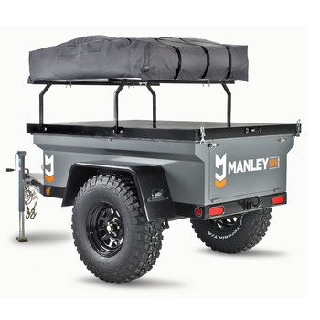 Ecocampor Best Lightweight Off Road Small Tow Behind Campers Trailers For  Sale - Buy Atv Tow Behind Trailer,Lightest Small Off-road Pull Behind