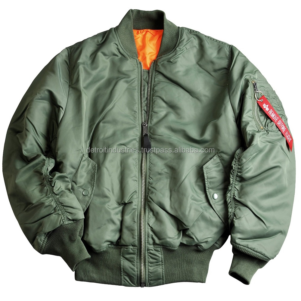 Plain Bomber Jacket, Plain Bomber Jacket Suppliers and ...