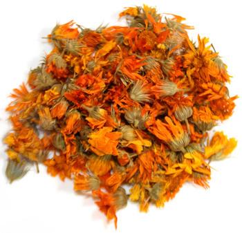 Organic Dried Calendula Flowers Marigold Flowers
