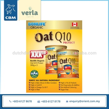 Oat Q10 Organic Oat Milk Powder