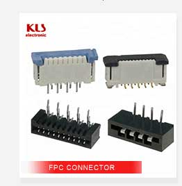 Good quality KLS brand 20 pole led terminal connector pcb terminal block