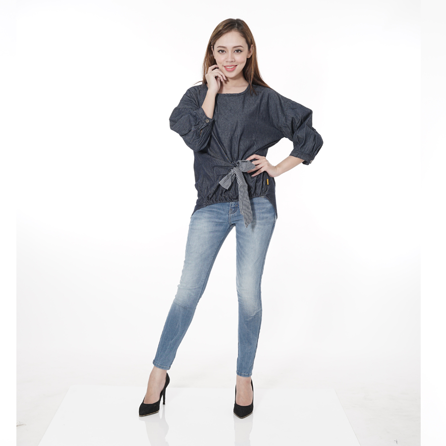 Blouse Jeans women