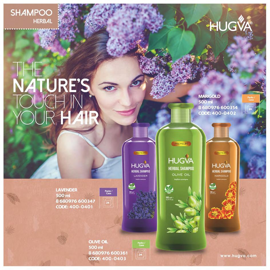 Buy herbal highs - Hugva Herbal Shampoo 500 Ml High Quality Turkey