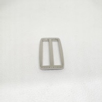 buckle tri-glide 5/8 triglide slides 5/8 square rings heavy duty flat metal slide buckle slide buckle clip jump rings