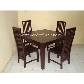 Teak Dining Chair Solid Wood