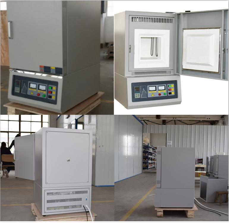 1700c High Temperature Muffle Furnace Price Of Lab Muffle