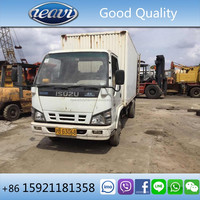 Used Japan Isuzu Cargo Truck of Isuzu Light Truck