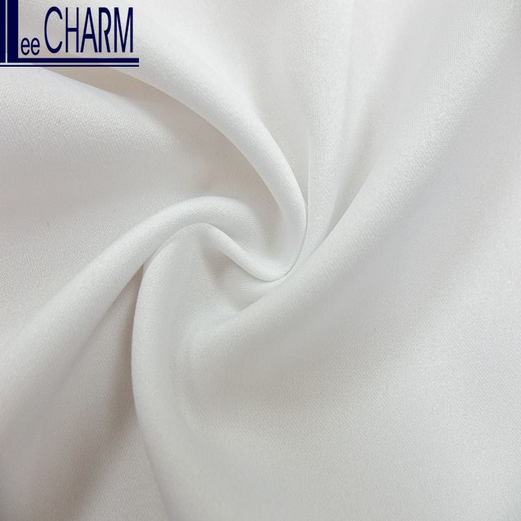 LCL233 Wholesale Taiwan Woven Polyester Dress Fabric Satin
