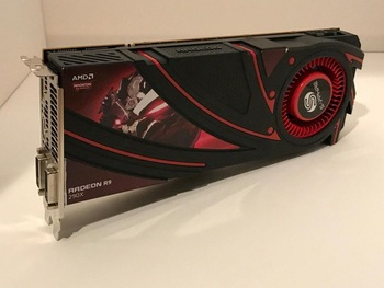 SAPPHIRE AMD Radeon R9 290X 4GB Video Card