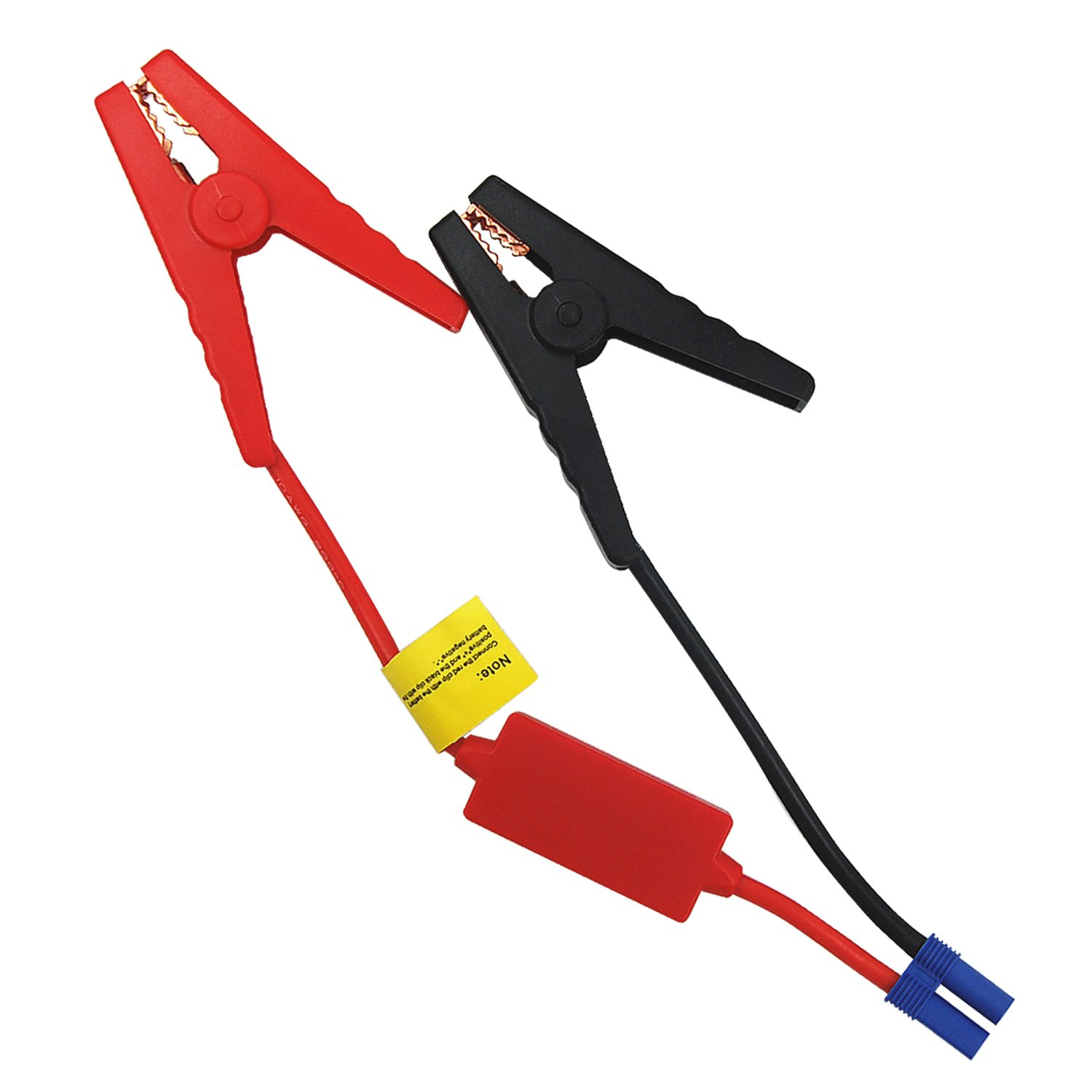 Qutaway Jump Starter Cable Booster Clamp Cable 8 AWG Wire